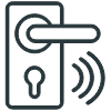 Access Icon Items black