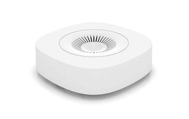 Air Quality Nearsens white Icon view 2