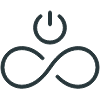 Nearsens Gateway black icon