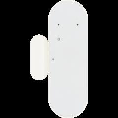 White window door opening detector