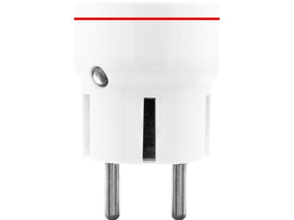 Fridge or freezer white smart plug Nearsens