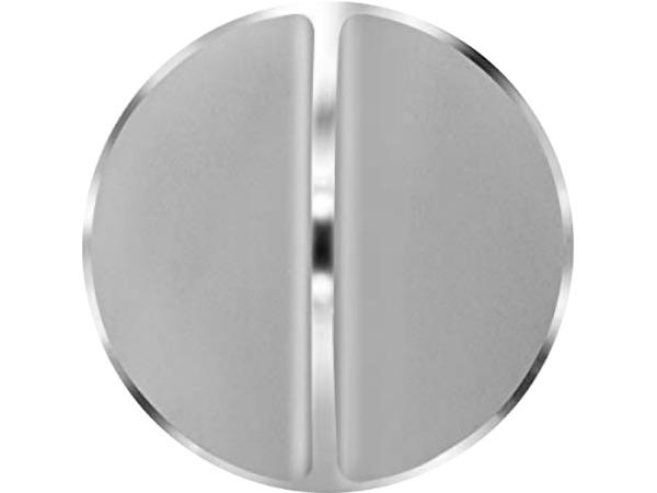Danalock V3 BTZBE grey aluminum Smart lock compatible with Nearsens
